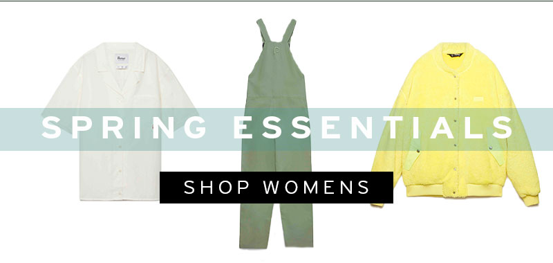 Women's Spring Essentials